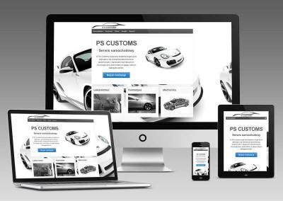 Strona Internetowa – Mechanika Samochodowa