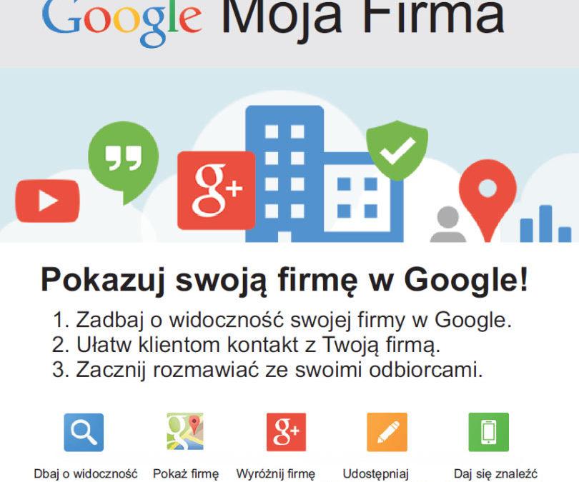 """Google Moja Firma"" – co to?"