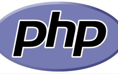 Aktualizacja wersji PHP na serwerze